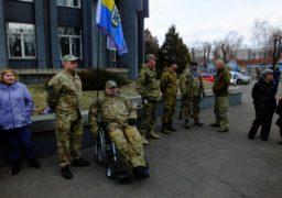 Черкаські бійці батальйону «Донбас» підтримують торгову блокаду на Сході
