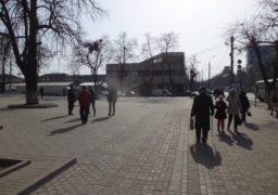 Черкащани схвалюють очищення середмістя від стихійної торгівлі