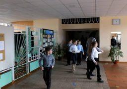 У Черкаській школі влаштовують квести та селфі-акції