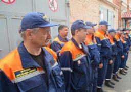 Трьох черкаських рятувальників нагородили подяками міського голови