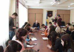 Міський голова не братиме участь у голосуванні по достроковому звільненню Олександра Радуцького
