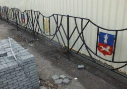 У Черкасах зневажливо ставляться до державного символу України?