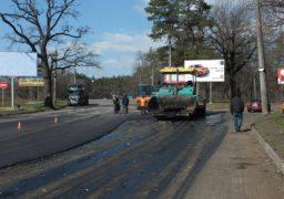 У Черкасах розпочався сезон ремонту доріг