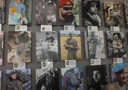 У Черкасах відкрили фотовиставку воїна АТО Руслана Боровика