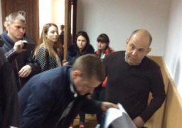 Депутату Черкаської міськради перед голосуванням за звільнення Радуцького вручили підозру