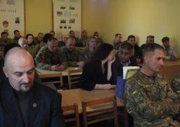 У Черкасах відзначили 15 років військовій службі правопорядку