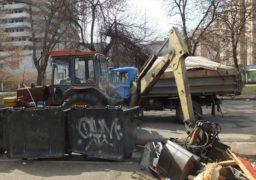 Придніпровська СУБ несе збитки через вивезення великогабаритного сміття