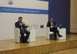 Прем'єр-міністр Володимир Гройсман підбив підсумки трьохрічного строку децентралізації