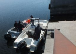 Водний патруль поповнився новим човном