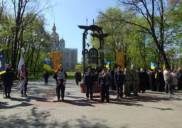 У Черкасах відзначили 31-у річницю Чорнобильської катастрофи