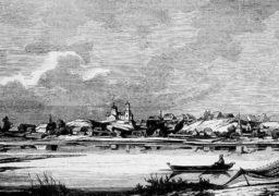 Місто Черкаси заснували литовські князі після битві під Синіми Водами не раніш 1362 року, а не в 1286 році, як стверджували за часів СРСР