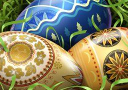 Вели́кдень, Воскресіння Христове, Паска  — найдавніше християнське свято, головне свято богослужебного року, що встановлено на честь Воскресіння Ісуса Христа.