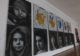 Відомий черкаський авангардист показав «Таємне» у музеї