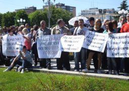 За крок до енергетичного колапсу: працівники Черкасиобленерго п᾽ять місяців не отримують зарплату