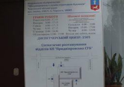 Придніпровська СУБ інформує абонентів про коригування тарифів
