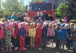 Черкаські дошкільнята побували у ролі рятувальників