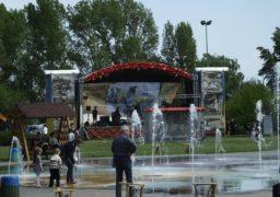 Блокпост, зброя та маскувальні сітки: у Черкасах фестивалить «Народний герой»
