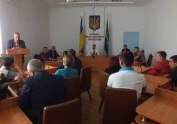 Доведені до відчаю співробітники «Черкасиобленерго» зустрілись із заступником губернатора