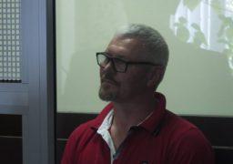 Підозрюваного в організації вбивства черкаського журналіста взяли під варту без права застави