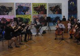 У Черкаському музеї відбулась «культурна ніч»