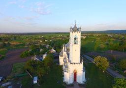 Будівництво Спасо-Преображенської церкви в Мошнах розпочато о 1830 році