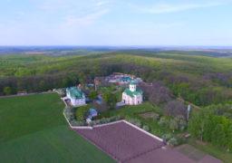 Сакральні місця України: Мотриному монастирю, розташованому у Холодному Яру, більше тисячі років