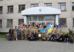 """Перший командир БТО №14 """"Черкаси"""" п-к Радченко нерозуміє чому Міноборони вирішило розформувати батальйон"""