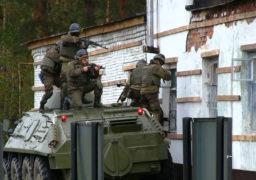 СБУ провела на Черкащині масштабне антитерористичне тактико-спеціальне навчання