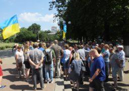 Представники екс-керівниці «Черкасиобленерго» намагаються знищити підприємство