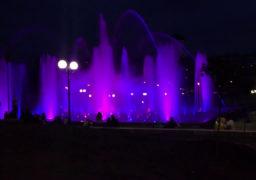 На Черкащині відкрили унікальний фонтанний комплекс «Перлина кохання»