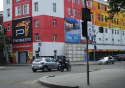 У середмісті Черкас не працюють пішохідні світлофори