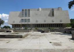 У Черкасах хочуть відновити фонтан біля краєзнавчого музею