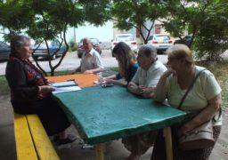 У центрі Черкас пенсіонери не миряться з керівництвом ОСББ