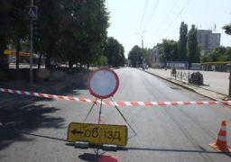 Ремонт бульвару Шевченка затягнувся через недобросовісного підрядника