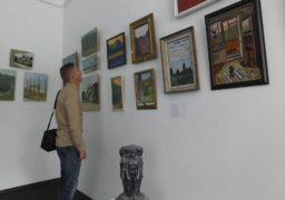 У художньому музеї відкрилась виставка молодих черкаських художників