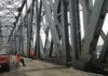 Ремонт мосту через Дніпро пришвидшився, натомість призупинилися роботи з реконструкції дороги