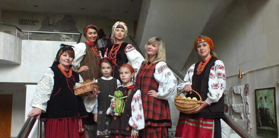 Черкаський музей на день став етнічною світлицею