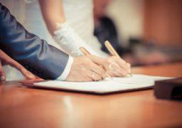 Черкащани можуть отримати свідоцтво про шлюб у режимі он-лайн