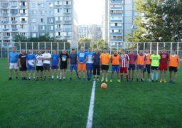 8 журналістів у товариському матчі з футболу програли 4-ом депутатам ЧМР