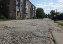 Частина вулиці Крилова залишається у стані «бездоріжжя»