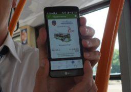 Відтепер у черкаських тролейбусах можна розрахуватись безготівковим способом