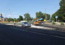 Підрядник робіт на Героїв Дніпра відповів на критику щодо якості асфальтного покриття