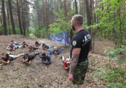Один день з життя скаутського табору «Джура»