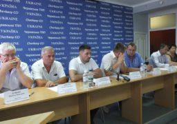Черкаські надавачі послуг теплової енергії провели відкрите слухання щодо підвищення цін на гарячу воду та тепло