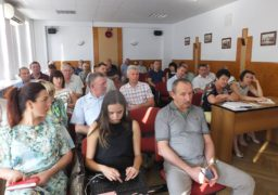 Заходи з нагоди святкування Дня Державного Прапору та Дня Незалежності України в Черкасах