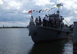До Дня Незалежності у Черкасах у плавання вийшов корабель, названий на честь загиблого АТОвця