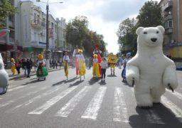 У Черкасах відбувся вже шостий парад візочків