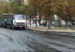 У Черкасах знову перекрили бульвар Шевченка
