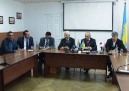 До Черкас завітала делегація з представників провідних друкованих та електронних ЗМІ Йорданії