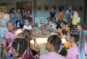 У краєзнавчому музеї провели майстер-клас з археології